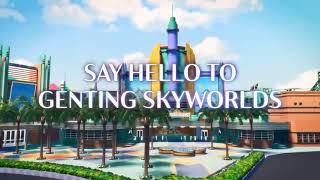 JANWAWA :: Genting SkyWorlds 云顶主题游乐场 สวนสนุกเก็นติ้ง