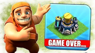 THE END OF THE LAB IN CLASH OF CLANS!! ✅