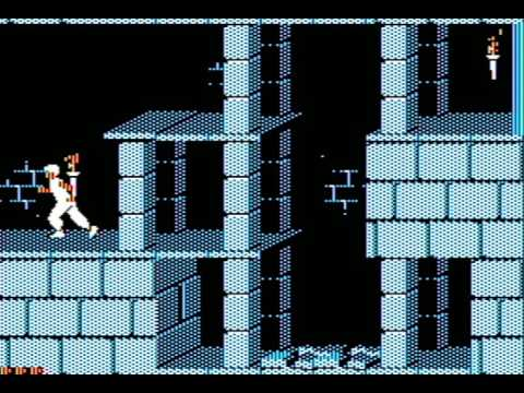 Prince of Persia (1989, Jordan Mechner) - Rotoscoped Animations