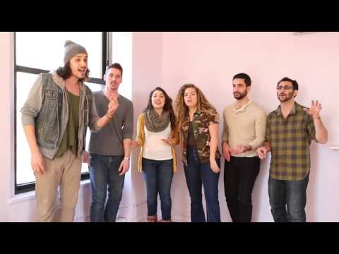 Kinky Boots - Everybody Say Yeah (a cappella cover)