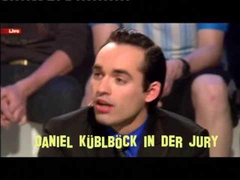Daniel Küblböck wird streng
