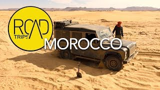 JUST GO: Defender Trip to Sahara Desert Morocco  I 4X4ROADTRIP