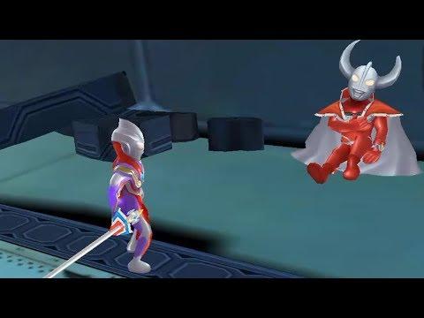Ultraman Sword 3D Mobile Android/iOS Gameplay | Game Siêu Nhân điện Quang Trên Di động Hay