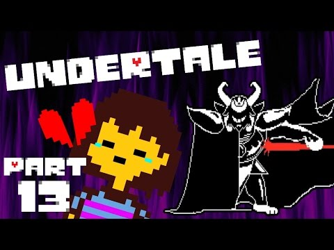 Undertale - Part 13 - I Don't WANNA Fight, Goat-Dad!