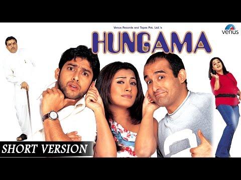 Hungama || Short Version || Akshaye Khanna , Rimi Sen, Aftab Shivdasani, Paresh Rawal