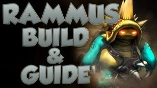League of Legends - Rammus Build - with Commentary