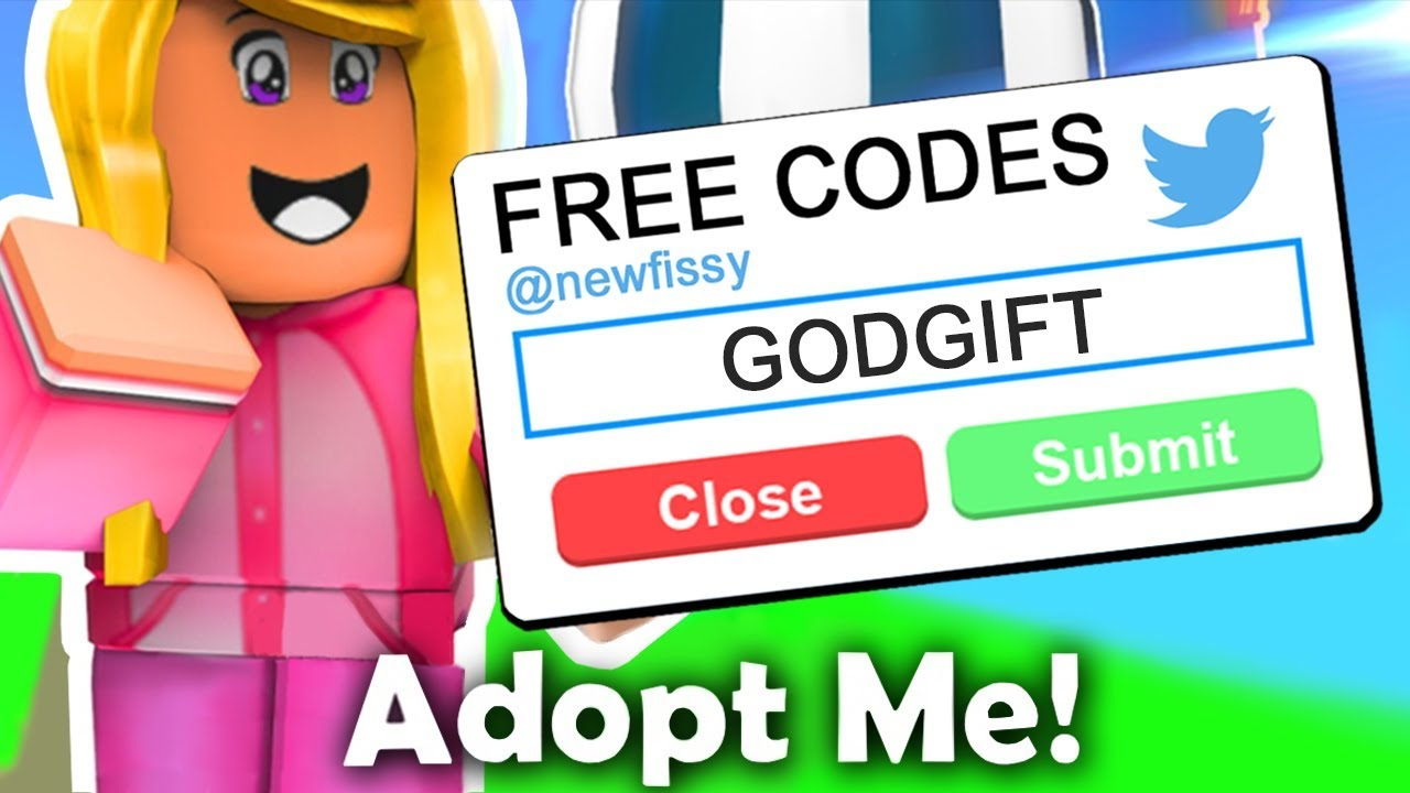 EVERY WORKING CODE in Adopt Me (Roblox) - YouTube