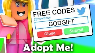 EVERY WORKING CODE in Adopt Me (Roblox)