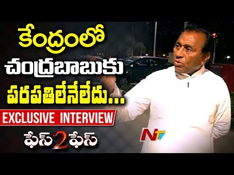 Mekapati Rajamohan Reddy Exclusive Interview || Face to Face || Full Video || NTV