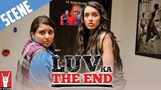 Rhea Sees Luv Naked - Scene - Luv Ka The End