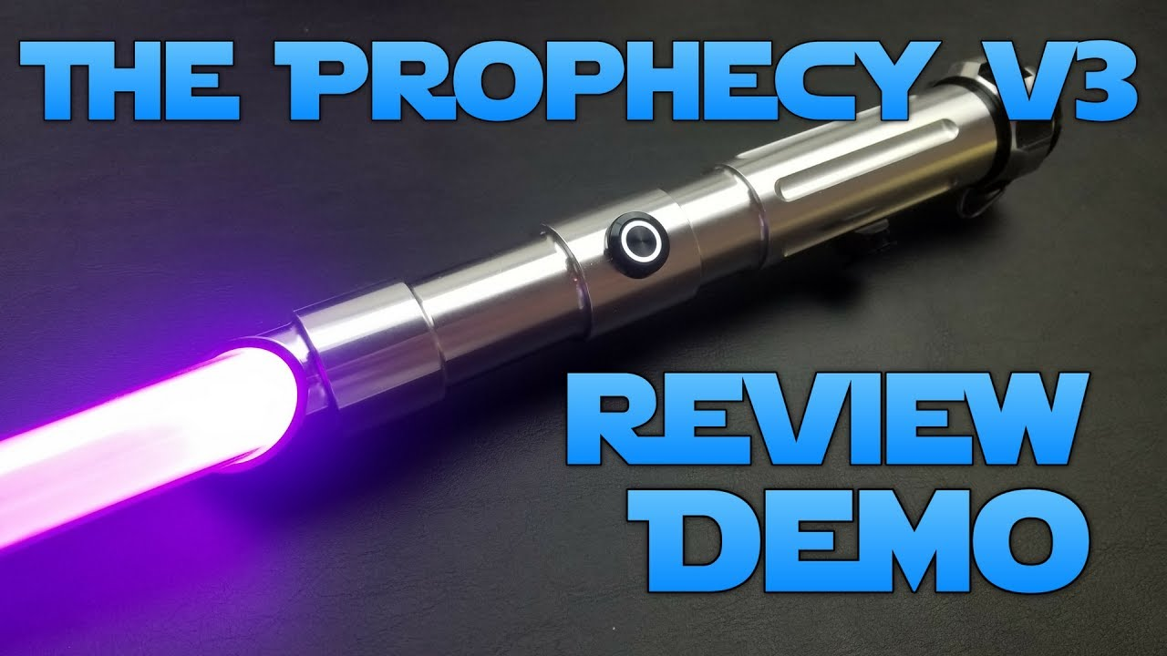 prophecy v3 from ultra sabers obsidian premium sound review