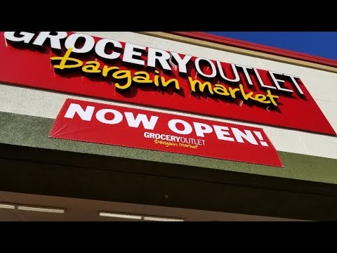 North Sacramento Grocery Outlet Grand Opening