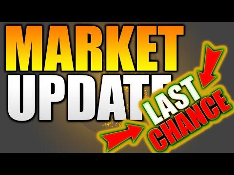 MARKET UPDATE - LAST CHANCE!? - Crypto Market Update Explained - Bitcoin Update, BTC Update