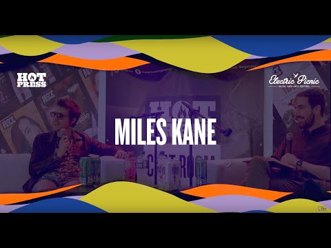 Miles Kane At Electric Picnic 2019 - Hot Press Chat Room