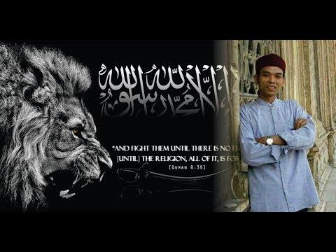 Kisah Umar Bin Khattab, Akan Dibunuh Hamzah Dengan Pedangnya Sendiri - Ustadz Abdul Somad