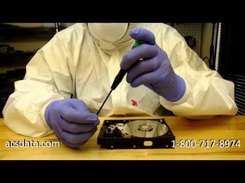 Data Recovery On A 1TB Western Digital Hard Drive