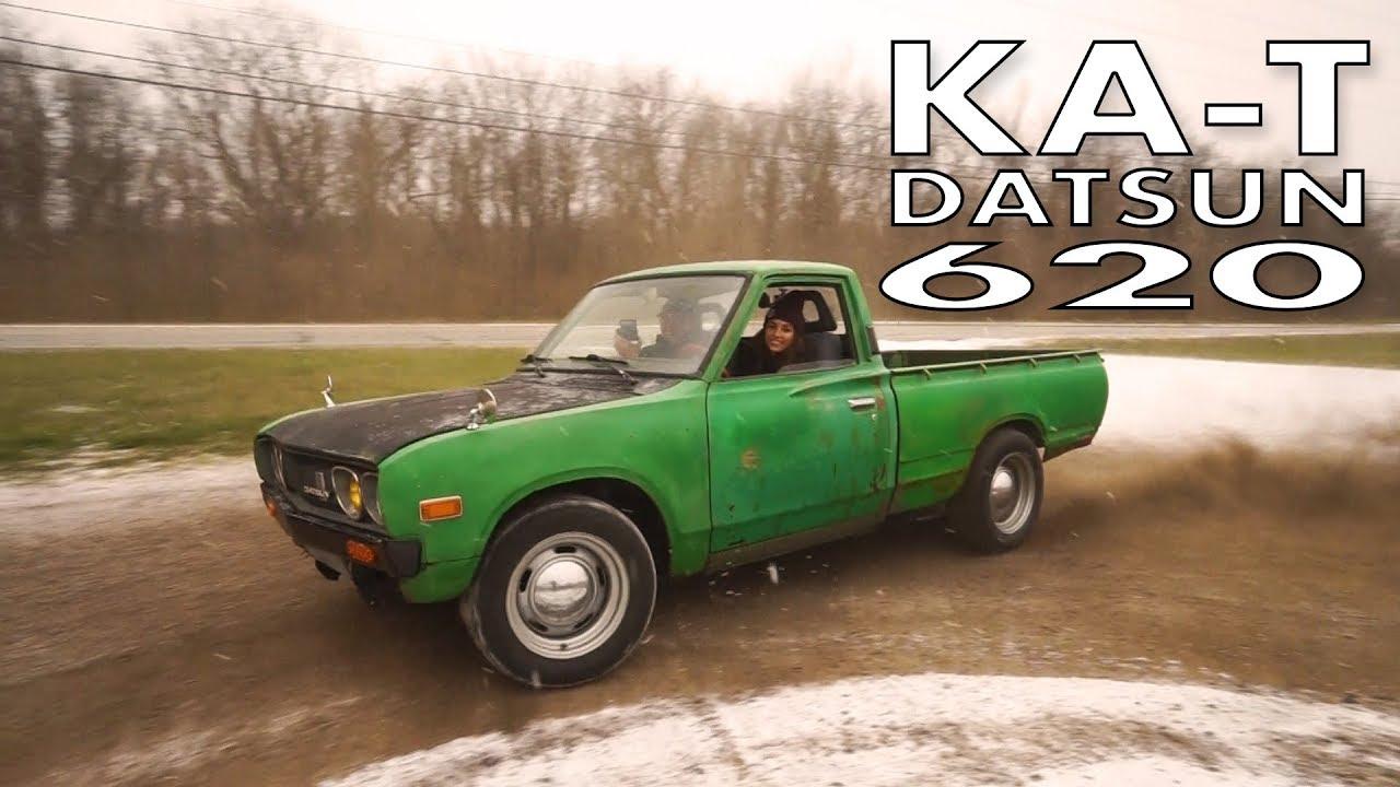 Datsun 620 drift truck