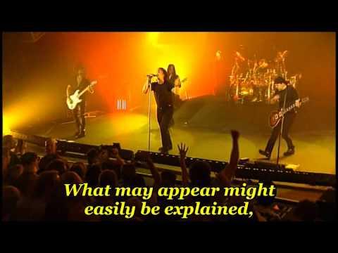 Queensryche - I am I - with lyrics