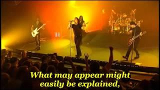 Queensryche - I am I - with lyrics.