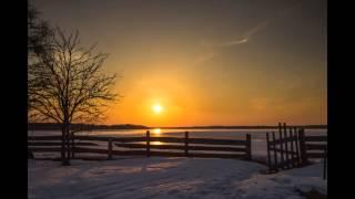 Зимнее Кенозерье(Таймлапс, Северное сияние, Портрет Кенозерской зимы., 2014-03-08T18:27:10.000Z)