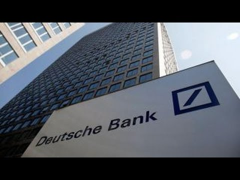 Will there be a bailout of Deutsche Bank?