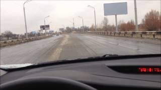 Зимние шины Kumho Wi31 (шип) первый лед(Зимние шины Kumho Wi31 (шип) первое испытание проходят на льду. Опытный водитель тут не увидит ничего особенного,..., 2014-11-24T18:35:55.000Z)