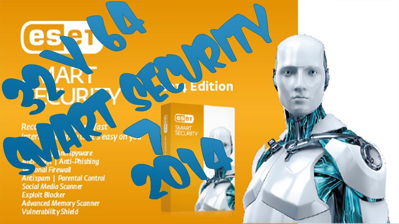 Descargar eset smart security 7 full con licencia de por vida