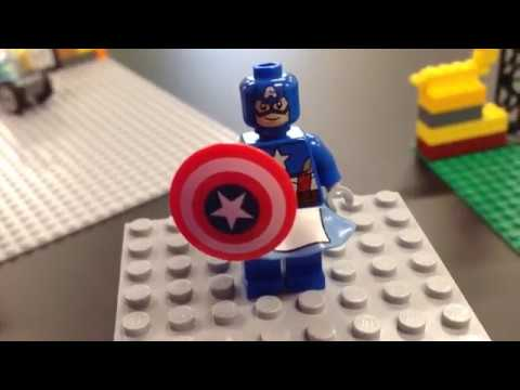 The Thief (Make Your Own LEGO® Movie) - YouTube