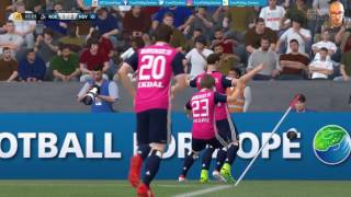Video Gol Pertandingan FC Cologne vs Hamburger SV