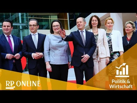 Das sind die Minister der SPD für die neue Bundesregierung