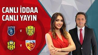 Başakşehir-Ankaragücü | Leyla Yıldırım ve Merih Önal