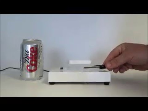 Levitating Product Display