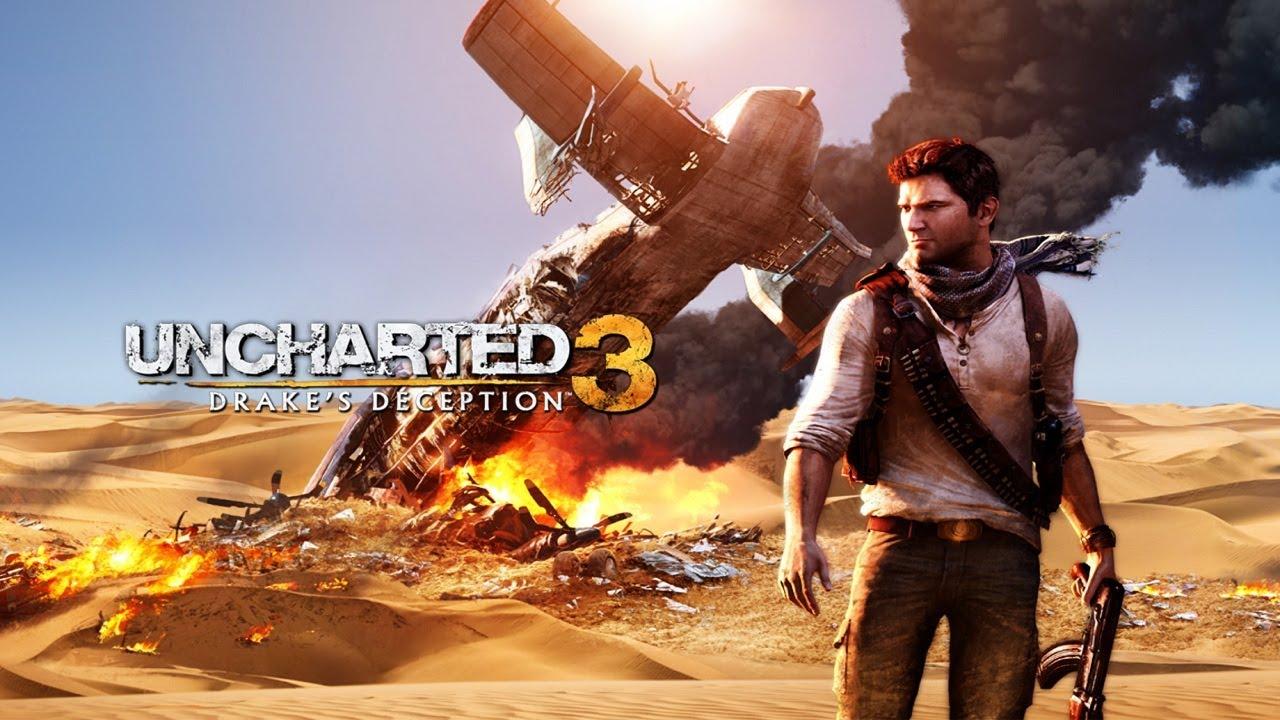 Uncharted 3 Drake'-s Deception #6 Final [PT-BR] Ao Vivo - YouTube