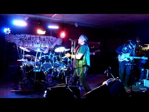 STRATUS-Because Of The Brave (original)-HD-Cardinal Bands & Billiards-Wilmington, NC-3/1/14