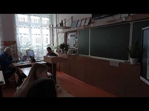 Видео открытых уроков по обж