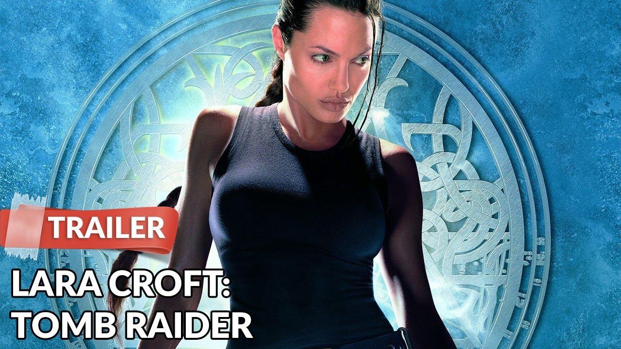 tomb raider movie 2001 trailer