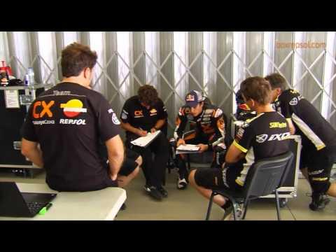 Interview: Marc Márquez Repsol Rider 2012