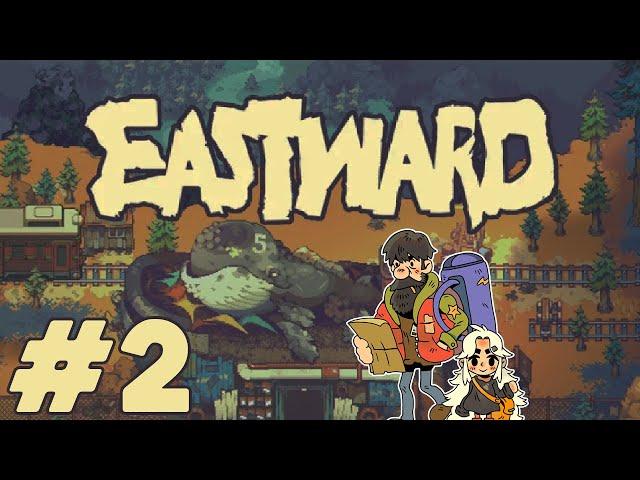 Eastward - Forbidden Fantastists! - E.2