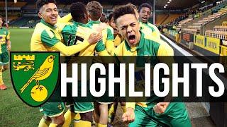 HIGHLIGHTS: Norwich City U18s 5-4 Middlesbrough