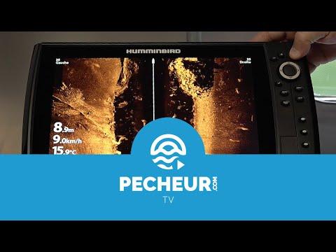La technologie Side Imaging (SI) par Humminbird - Tutoriel Pecheur.com