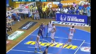 Final LPB 2014 Juego 2 | Marinos 84-86 Trotamundos 01-06-2014