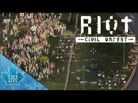 Riot - Civil unrest - First Look - Law Enforcement |