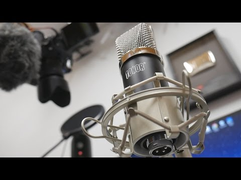 Podcasting Studio Recording Microphone by TONOR