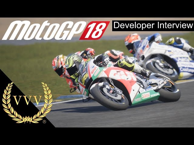 MotoGP'18 - PC Gameplay and Developer Interview