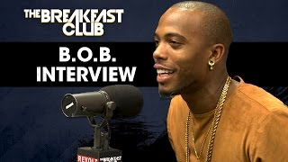 vuclip B.o.B. Defends His 'Earth Is Flat' Theory, Talks New Music & More