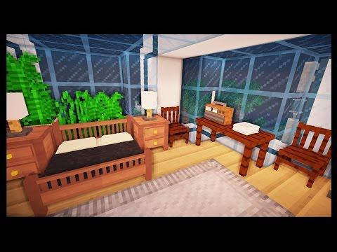 Уютный номер в отеле , дизайн - Серия 18.4 - Minecraft - Строительный креатив 2