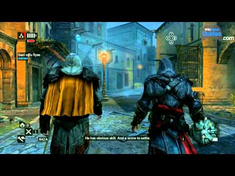 Assassin's Creed: Revelations Gameplay - Part 6: The Prisoner, The Sentinel, Bomb Crafting