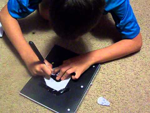 Duct Tape: Decal How-To