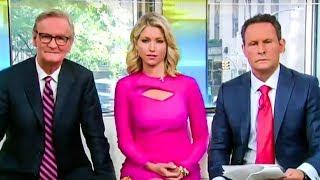 Fox & Friends Speechless At Trump's Electoral College Critique