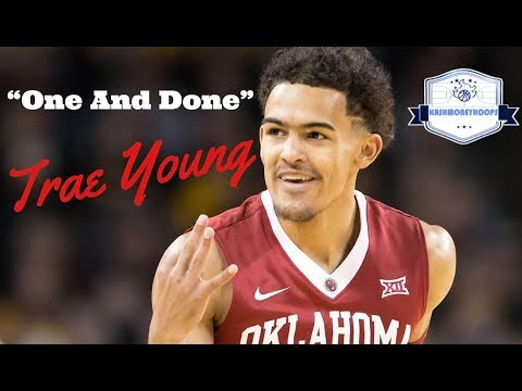 "Trae Young ULTIMATE Oklahoma Mix ""One and Done"" Dribble2much"